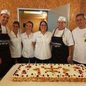 Boulangerie Conrad / Boulanger-pâtissier-traiteur, Le Landeron