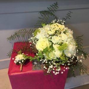 Fleurs de Soi / Magasin de fleurs, St-Aubin-Sauges