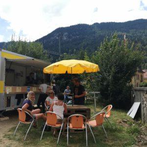 B'Art Mobile / Food-truck, Neuchâtel