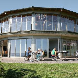La Rotonde, Fondation Le Camp / Location de salles, Vaumarcus
